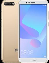 Huawei Y6 2018 Guld