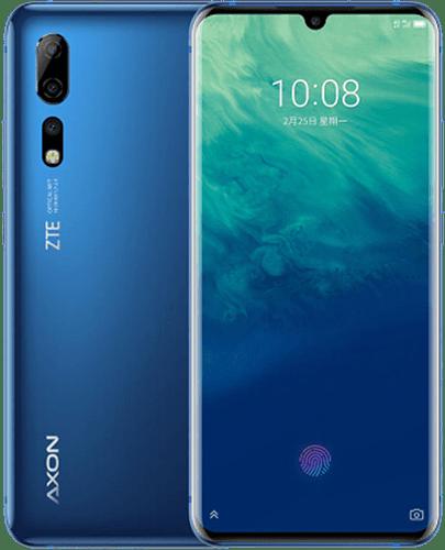 ZTE Axon 10 Pro Blå